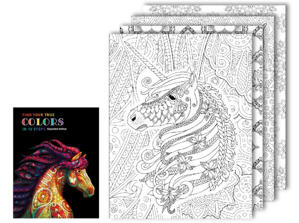 downloadable coloring and workbook steps 3 nd 4