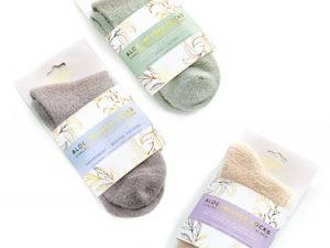 Aloe Vera Infused socks