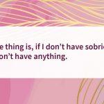 sober quote