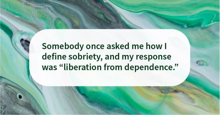 Liberation from Dependence