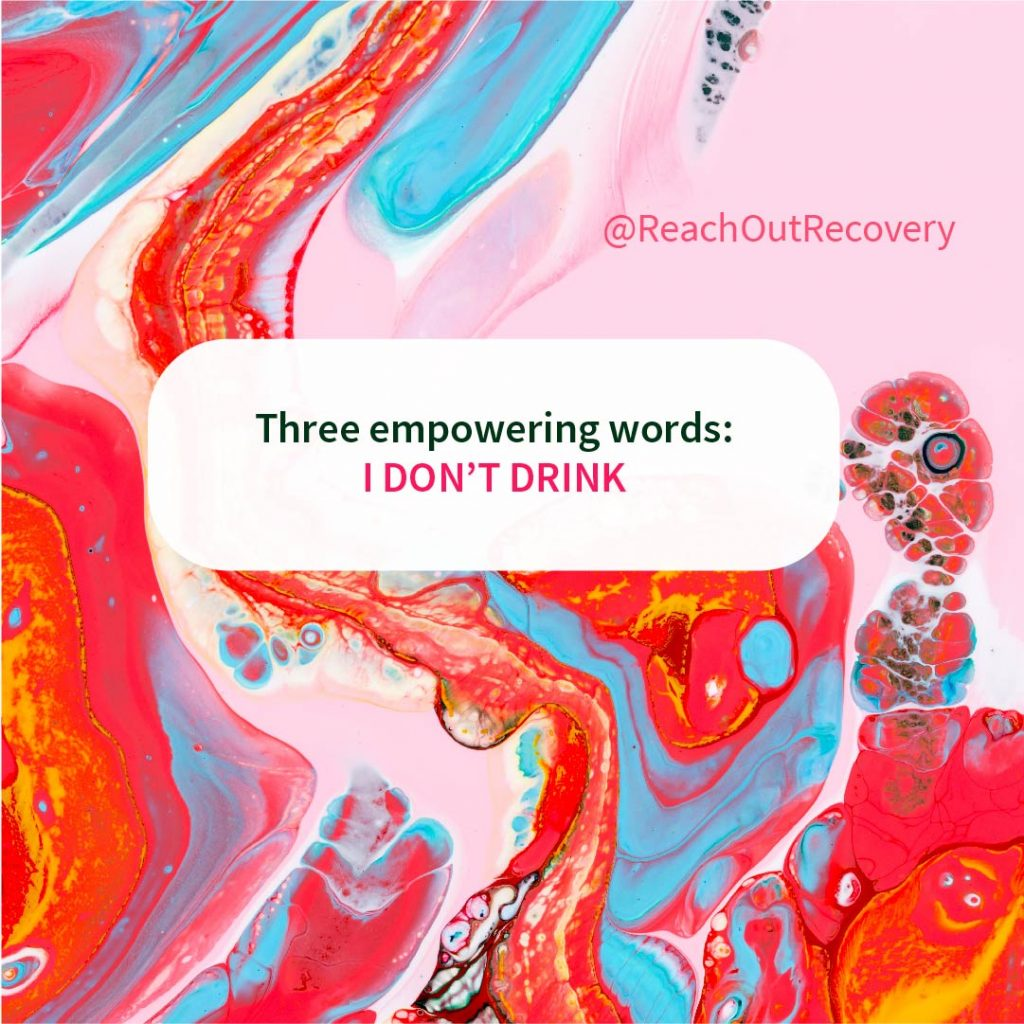 Empowering words show your pride