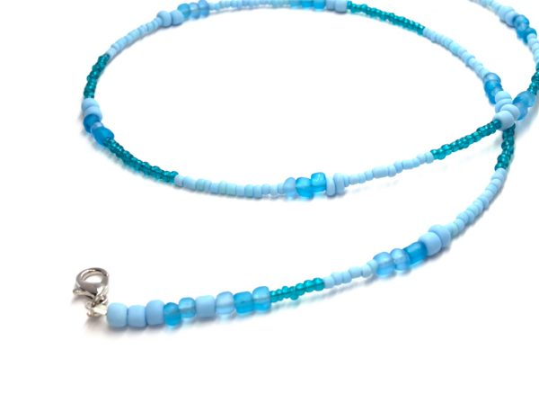 Indian glass chains
