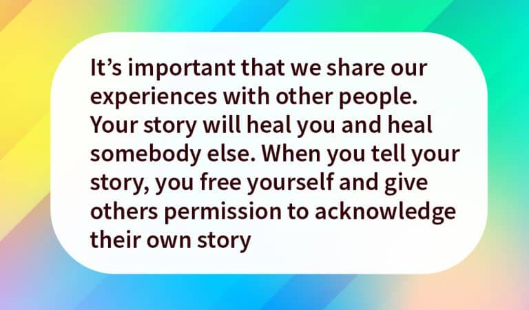 Sobriety Quote: Share your story