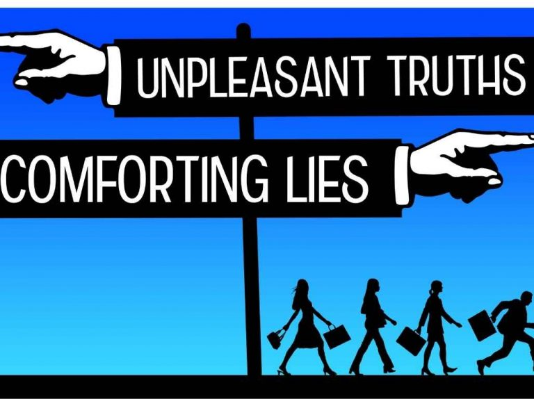lying is the root of all evil