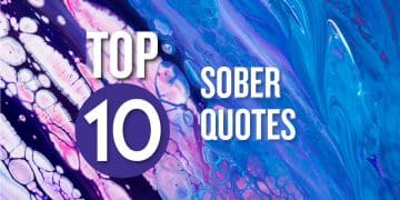 top 10 sober quotes