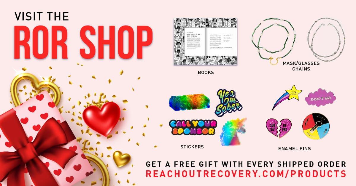 Visit the ROR Shop