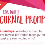 Relationship journal prompt