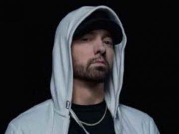 Eminem anxiety attack