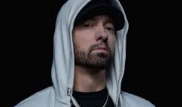 Eminem Prepares You For An Anxiety Attack