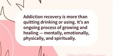 addiction recovery is more quote