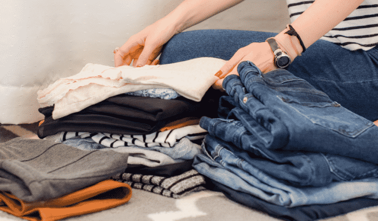 How To Declutter Easily This Fall