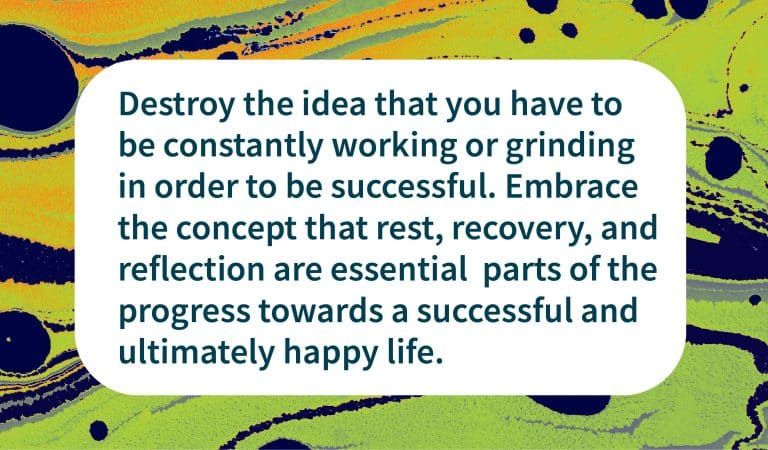 Recovery Quote: Happy Life