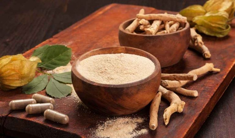 Tired and Stressed? Ashwagandha Herbal Supplement Might Help